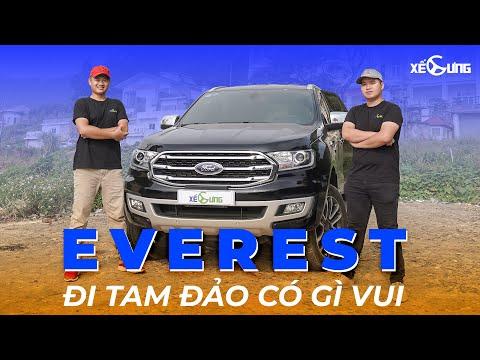 Trải nghiệm chiếc Ford Everest 2019 trên đường trường @ vcloz.com