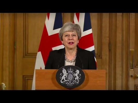 Brexit: Παράταση… στην παράταση ζητεί η Τερέζα Μέι