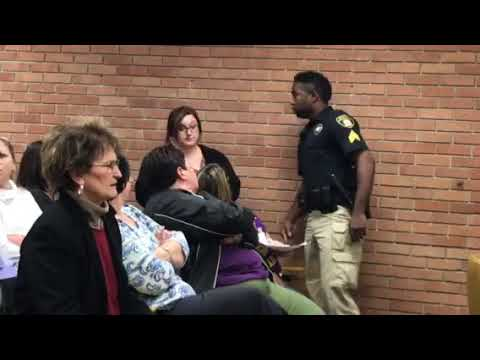 Teacher Arrested for Asking Why the Superintendent Got a Raise, While Teachers Haven't Gotten a Raise in Years