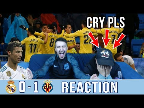 WHAT IS HAPPENING WITH REAL MADRID ?!? | MADRID 0-1 VILLARREAL  | REACTION