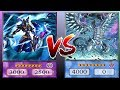 Download Video DARK MAGICIAN THE DRAGON KNIGHT vs BLUE-EYES CHAOS MAX | Yugioh! VS Deck Duels (Ygopro Dueling)
