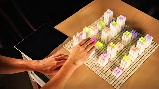 Interfefaz 3D...pensando en espacios dinámicos