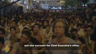 People&Power - Hong Kong: Occupy Central (Part 1)