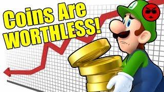 MARIO IS BROKE! | Culture Shock (Super Mario Odyssey)