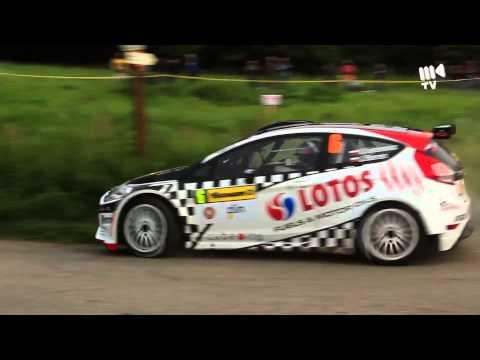Kajetanowicz/Baran - Barum Czech Rally Zlin 2014/podsumowanie