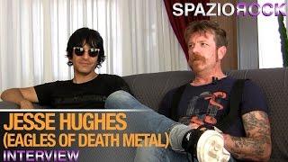 Jesse Hughes (Eagles of Death Metal) Interview 2015