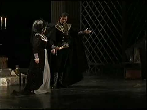 Tosca - Tatiana Teslia and Richard Haan part 1