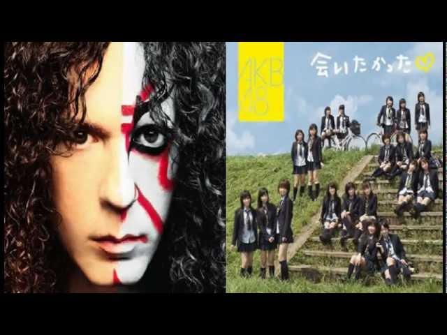 マーティ・フリードマン 「AKB48 会いたかった」 メタルカバー Full Ver.