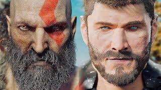 KRATOS vs. THOR | God Of War vs. God Of Thunder