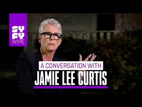 Jamie Lee Curtis In Conversation: