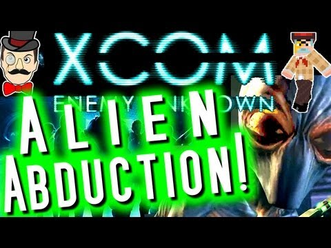 XCOM Enemy Unknown Gameplay ! ALIEN ABDUCTION !