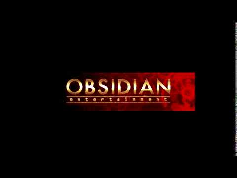 Obsidian Entertainment's logo from Alpha Protocol