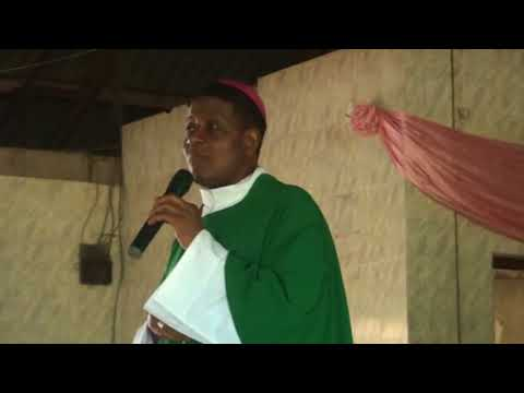 Bishop Onah's Homily At St  Catherine Comprehensive Secondary School, Nsukka