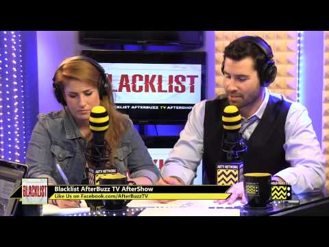 """The Blacklist After Show Season 1 Episode 15 """"The Judge"""" 