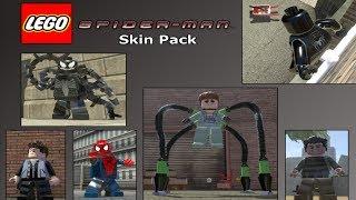 LEGO Marvel Super Heroes - Sam Raimi Spider-Man Mod Pack