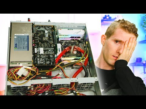 All this work... for what?? - Upgrading the Video Render Server