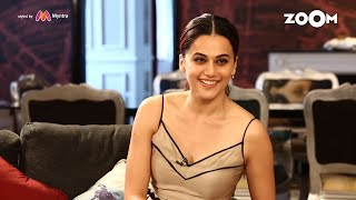 Video Taapsee Pannu On Open House With Renil | Full Episode MP3, 3GP, MP4, WEBM, AVI, FLV Juni 2018
