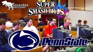A dedicated group of students has formed a club on campus at Penn State University Park. What is this club about? It is a club dedicated solely to the popular series of Nintendo fighting games; Super Smash Bros.!This was my final project for my film class this semester, but it was limited to five minutes in length for that project. For this upload, I redid the video and added all the material I originally cut to meet the deadline. I hope you enjoy it!Special thanks to:Khalil HillJason ChormaAll Smash @ PSU Staff