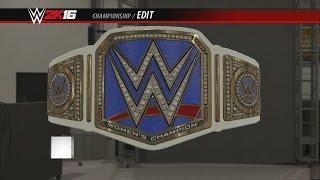 wwe-smackdown-womens-championship-2016-wwe-2k16-creations-custom-championship