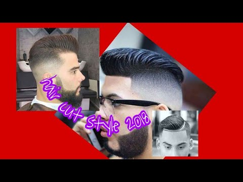 Mens hairstyles - Men's Hairstyle 2018  Cool Quiff Hairstyle  Short Hairstyles for Men