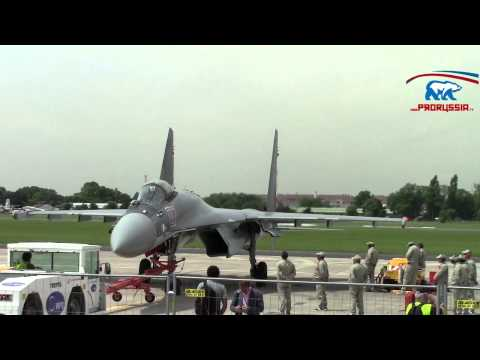 Salon du Bourget -- 18 juin 2013...