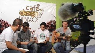 Café Com Design&Rabiscos - Programa 1