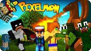 Pixelmon Survival! #13 - TOUGHEST BOSS EVER!