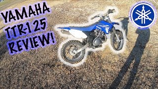 3. Yamaha TTR 125 review ( ride along review )