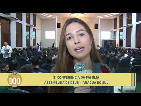 2ª Conferência da Família Jaraguá do Sul - SC