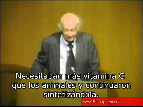 Video > El Dr. Linus Pauling y la vitamina C