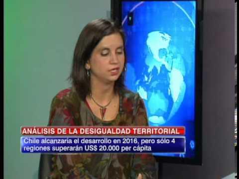 Entrevista Ignacia Fernández en CNN Chile