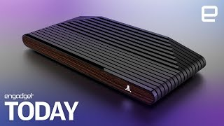 Wood paneling and nostalgia drench first console from the company in two decades.https://www.engadget.com/2017/07/17/ataribox-will-come-in-two-suitably-retro-editions/Just over a month since its announcement at E3, Atari is offering a proper look at its first console in over 20 years. In an email to fans, the company reveals the Ataribox will come in two editions, both of which pair a recognizably retro aesthetic with contemporary design flourishes.As revealed in the teaser vid, one version of the Ataribox draws its design cues from the brown wood found on the original Atari 2600. The other edition comes in red and black with a glass front panel. Both will include ribbed lines that flow around the console's body and a raised back. A front-facing logo and four indicator lights complete the design. On the back are included a HDMI port, four USB ports, and SD card support.Subscribe to Engadget on YouTube: http://engt.co/subscribeGet More Engadget: • Like us on Facebook: http://www.facebook.com/engadget• Follow us on Twitter: http://www.twitter.com/engadget• Follow us on Instagram: http://www.instagram.com/engadget• Add us on Snapchat: https://www.snapchat.com/add/engadgetHQ• Read more: http://www.engadget.comEngadget is the definitive guide to this connected life.