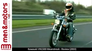 10. Kawasaki VN1500 Mean Streak - Review (2003)