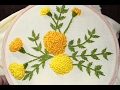 Download Lagu Hand Embroidery Designs | Stump work | Stitch and Flower-120 Mp3 Free