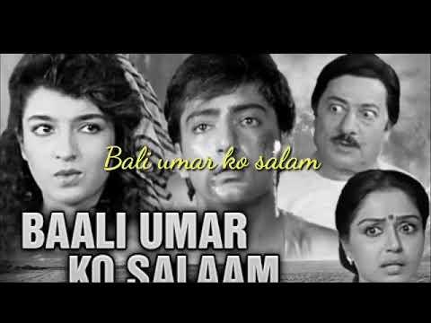 Download Bali Umar Ko Salaam Movie In Mp4