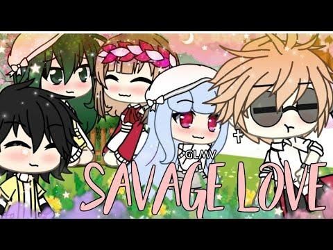 "BNHA||""Savage Love""||Part 3 of Deku and Eri sings Paparazzi!||11k Special||GLMV|| видео"