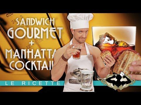 Sandwich Gourmet + Manhattan Cocktail – Le Ricette di Cotto e Frullato