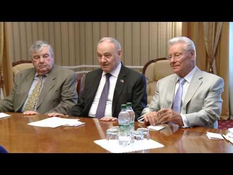Moldova, Ukraine to be united in continuing European integration