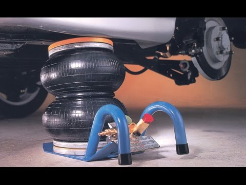 Bus, Truck and Car Air Jacks | Selson