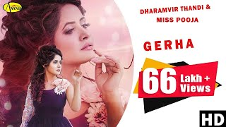 Video Dharamvir Thandi l Miss Pooja | Gerha | New Punjabi Song 2018 | Anand Music MP3, 3GP, MP4, WEBM, AVI, FLV Maret 2019