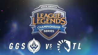 Video GGS vs. TL - Week 5 Day 2 | NA LCS Spring Split | GGS vs. TL (2018) MP3, 3GP, MP4, WEBM, AVI, FLV Juni 2018