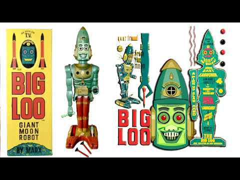 Marx Toy Museum 2018: The Ballad Of Big Loo