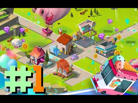 Build Away! – Idle City Builder [Gameplay #1 ] iOS / Android HD Video