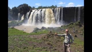 Blue Nile Waterfall Ethiopia