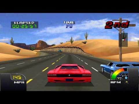 Cruis'n USA Nintendo 64