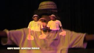 Ethiopian Hat Jongleur