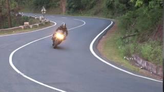 Kasauli India  city pictures gallery : Yamaha R1 Kasauli India Yoshimura Exhaust
