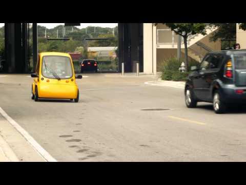 Kenguru El Auto Ideal Para Las Personas En Silla De Ruedas