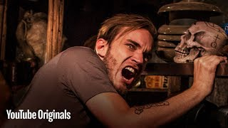 SCARE PEWDIEPIE - OFFICIAL TRAILER - YOUTUBE RED ORIGINAL SERIES