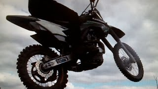 10. GoPro: KLX140 Monster Energy Ride!